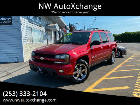 2004 Chevrolet TrailBlazer EXT for sale at NW AutoXchange in Auburn WA