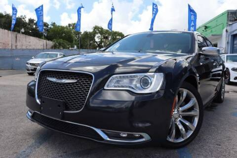 2018 Chrysler 300 for sale at OCEAN AUTO SALES in Miami FL