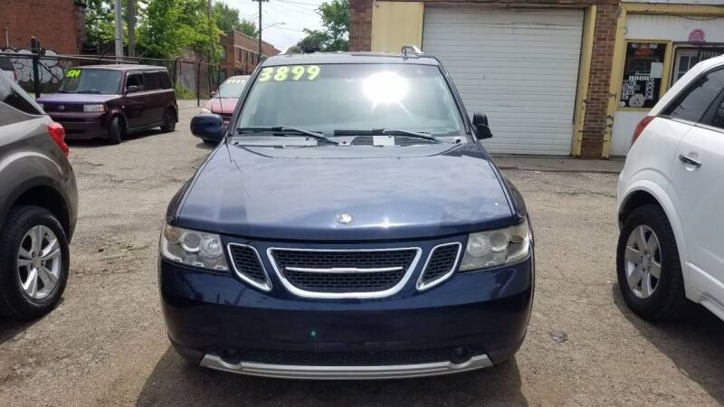 2007 Saab 9-7X for sale at 216 Automotive Group in Cleveland OH