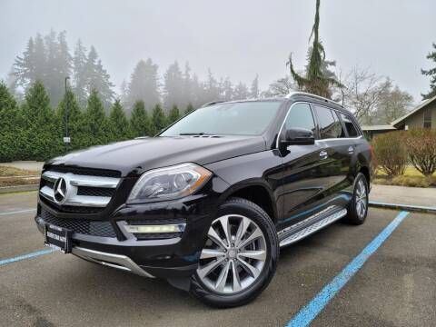 2013 Mercedes-Benz GL-Class for sale at Silver Star Auto in Lynnwood WA