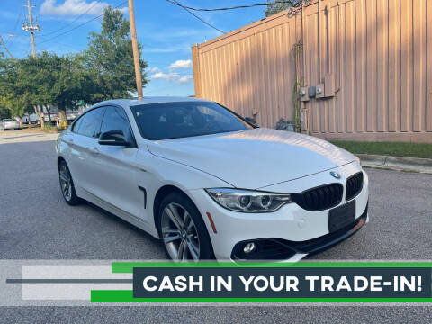 2016 BMW 4 Series for sale at Horizon Auto Sales in Raleigh NC