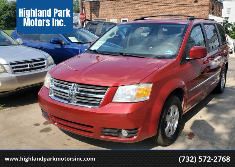 2010 Dodge Grand Caravan for sale at Highland Park Motors Inc. in Highland Park NJ