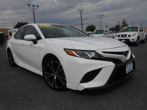 2018 Toyota Camry for sale at McKenna Motors in Union Gap WA