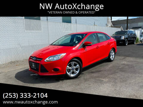2014 Ford Focus for sale at NW AutoXchange in Auburn WA