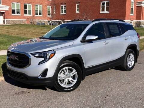 2021 GMC Terrain for sale at STATELINE CHEVROLET BUICK GMC in Iron River MI