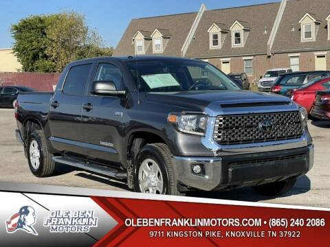 2019 Toyota Tundra for sale at Ole Ben Franklin Motors Clinton Highway in Knoxville TN