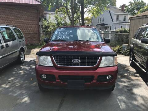 2005 Ford Explorer for sale at Chambers Auto Sales LLC in Trenton NJ
