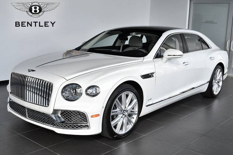 2020 Bentley Flying Spur for sale at Bespoke Motor Group in Jericho NY