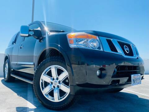 2013 Nissan Armada for sale at Bay Cars R Us in San Jose CA