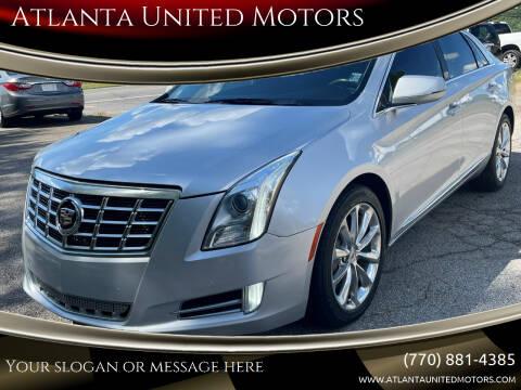 2013 Cadillac XTS for sale at Atlanta United Motors in Jefferson GA