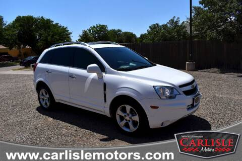 2014 Chevrolet Captiva Sport for sale at Carlisle Motors in Lubbock TX