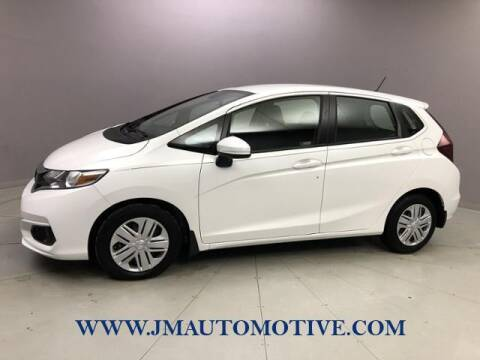 2019 Honda Fit for sale at J & M Automotive in Naugatuck CT
