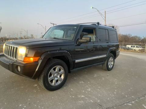 2008 Jeep Commander for sale at Xtreme Auto Mart LLC in Kansas City MO