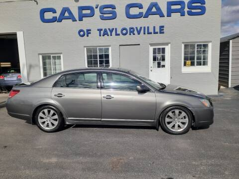 2005 Toyota Avalon for sale at Caps Cars Of Taylorville in Taylorville IL