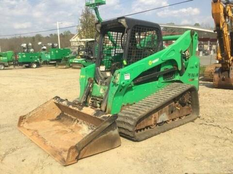 2015 Bobcat T750 for sale at Vehicle Network - Milam's Equipment Sales in Sutherlin VA