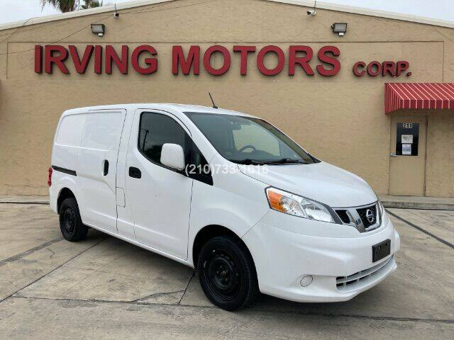 2018 Nissan NV200 for sale at Irving Motors Corp in San Antonio TX