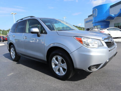 2016 Subaru Forester for sale at RUSTY WALLACE HONDA in Knoxville TN