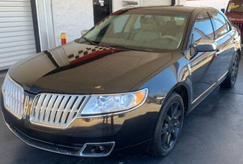 2010 Lincoln MKZ for sale at Tiny Mite Auto Sales in Ocean Springs MS