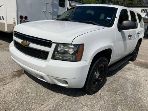 2012 Chevrolet Tahoe for sale at Peppard Autoplex in Nacogdoches TX