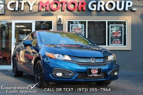2014 Honda Civic for sale at City Motor Group, Inc. in Wanaque NJ