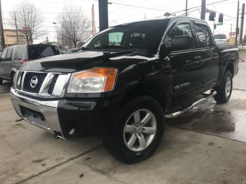 2012 Nissan Titan for sale at Michael's Imports in Tallahassee FL