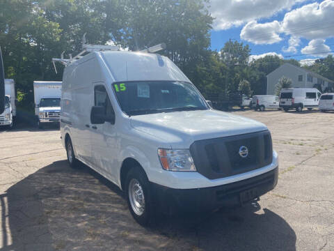 2015 Nissan NV Cargo for sale at Auto Towne in Abington MA