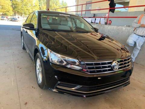 2016 Volkswagen Passat for sale at Auto Solutions in Maryville TN