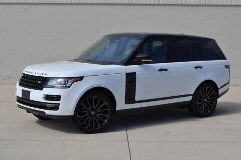 2015 Land Rover Range Rover for sale at Select Motor Group in Macomb Township MI