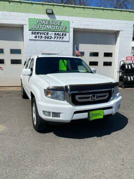 2010 Honda Ridgeline for sale at Pikeside Automotive in Westfield MA