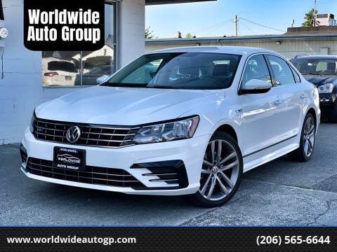 2017 Volkswagen Passat for sale at Worldwide Auto Group in Auburn WA