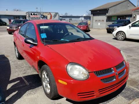 2005 Dodge Neon for sale at New Start Motors LLC - Crawfordsville in Crawfordsville IN
