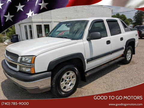 2003 Chevrolet Avalanche for sale at Good To Go Motors in Lancaster OH