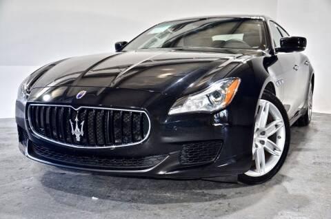2015 Maserati Quattroporte for sale at Carxoom in Marietta GA