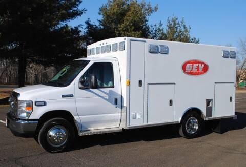 2021 Ford E-350 for sale at Global Emergency Vehicles Inc in Levittown PA