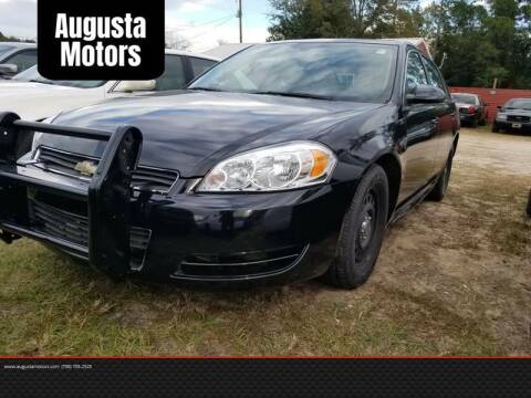 2009 Chevrolet Impala for sale at Augusta Motors in Augusta GA