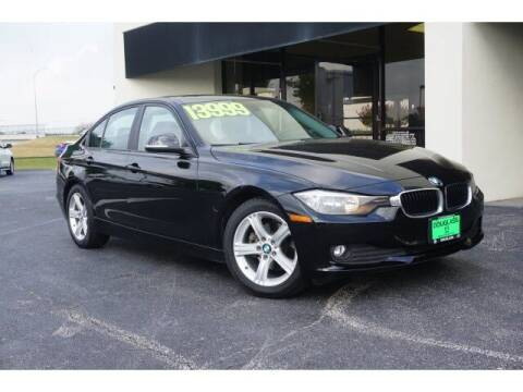 2013 BMW 3 Series for sale at Douglass Automotive Group - Douglas Volkswagen in Bryan TX