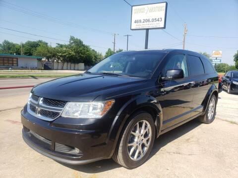 2013 Dodge Journey for sale at Shock Motors in Garland TX