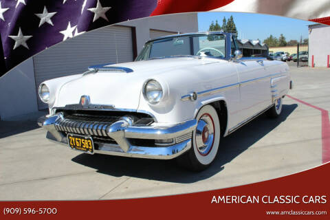 1954 Mercury CV for sale at American Classic Cars in La Verne CA