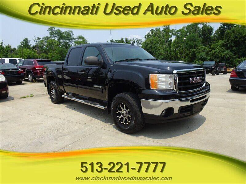 2011 GMC Sierra 1500 for sale at Cincinnati Used Auto Sales in Cincinnati OH