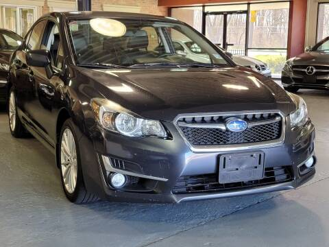 2015 Subaru Impreza for sale at AW Auto & Truck Wholesalers  Inc. in Hasbrouck Heights NJ