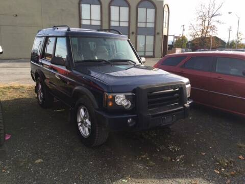 2003 Land Rover Discovery for sale at ALASKA PROFESSIONAL AUTO in Anchorage AK