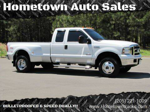 2007 Ford F-350 Super Duty for sale at Hometown Auto Sales - Trucks in Jasper AL