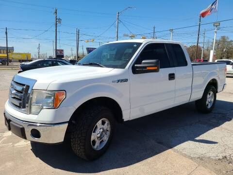 2011 Ford F-150 for sale at OTWELL ENTERPRISES AUTO & TRUCK SALES in Pasadena TX