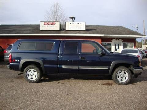 2006 Chevrolet Silverado 1500 for sale at G and G AUTO SALES in Merrill WI