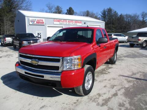 2009 Chevrolet Silverado 1500 for sale at Hilltop Auto in Prescott MI