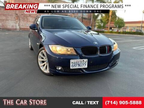 2014 BMW 3 Series for sale at The Car Store in Santa Ana CA