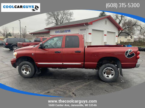 2007 Dodge Ram Pickup 3500 for sale at Cool Car Guys in Janesville WI