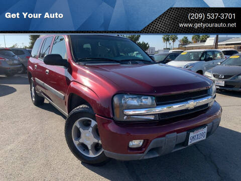 2005 Chevrolet TrailBlazer EXT for sale at Get Your Auto in Ceres CA