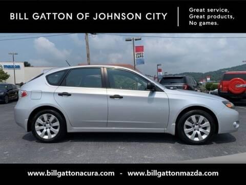 2008 Subaru Impreza for sale at Bill Gatton Used Cars - BILL GATTON ACURA MAZDA in Johnson City TN