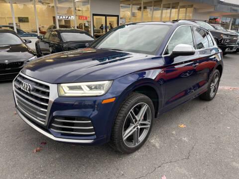 2018 Audi SQ5 for sale at APX Auto Brokers in Edmonds WA